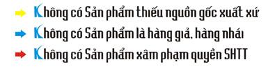 Chứng nhận 3K tại Việt Nam
